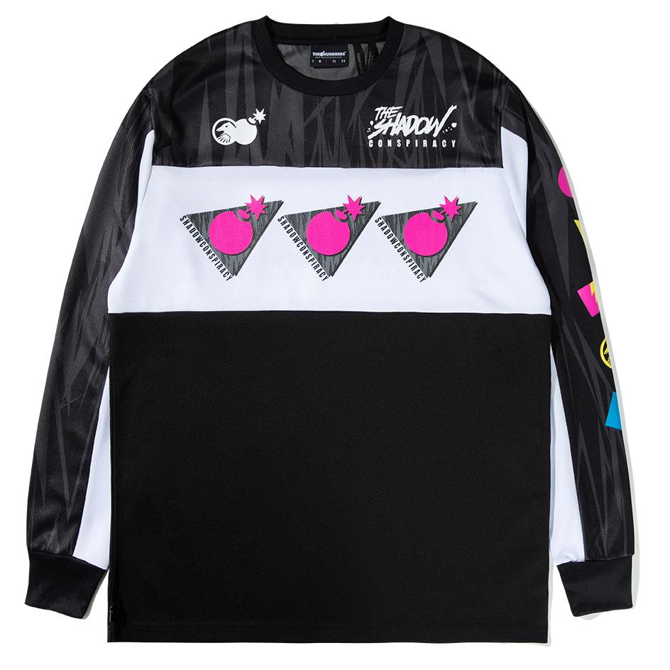 Shadow Conspiracy x Hundreds Jersey - Black