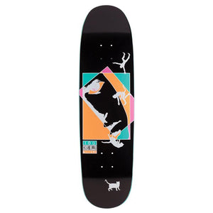 Welcome Skateboards Miller Faces On Catblood 2.0/ Black
