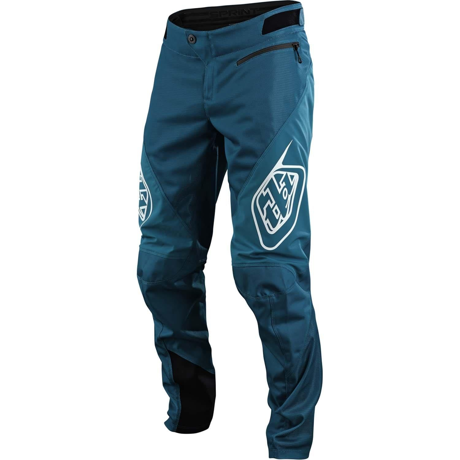 Troy Lee Sprint Youth Race Pant - Marine