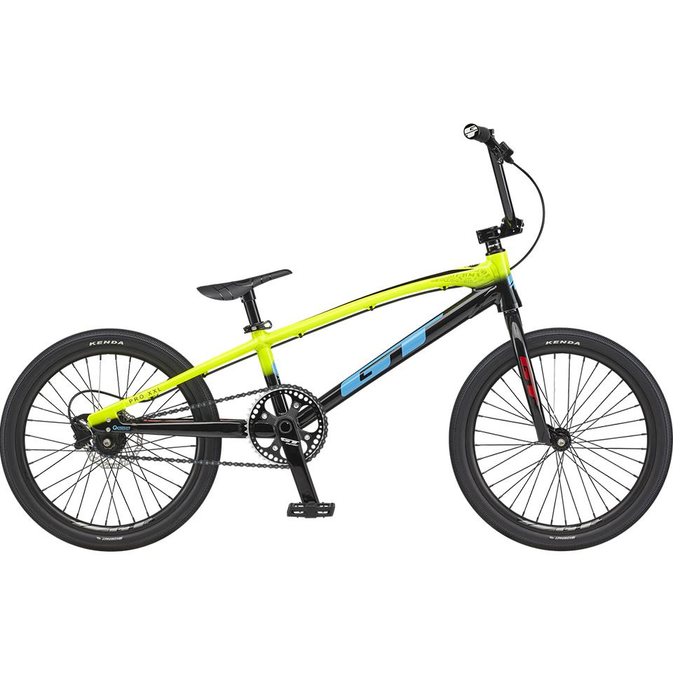 GT Speed Series Pro XXL BMX Race Bike 2021 - Nuclear Yellow