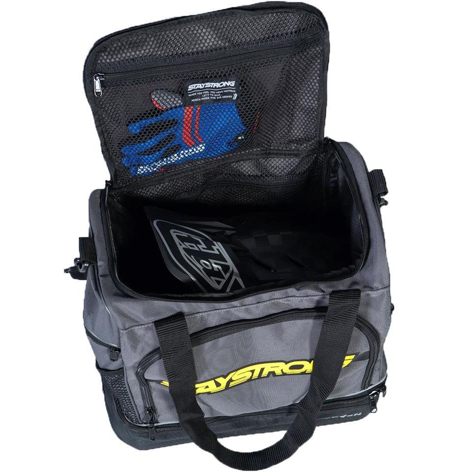 Stay Strong Race DVSN Helmet/Kit Bag