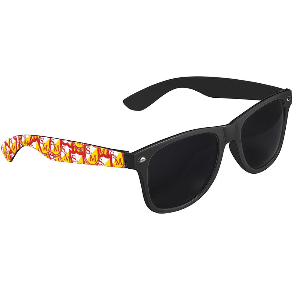 S&M Shield Shades - Black