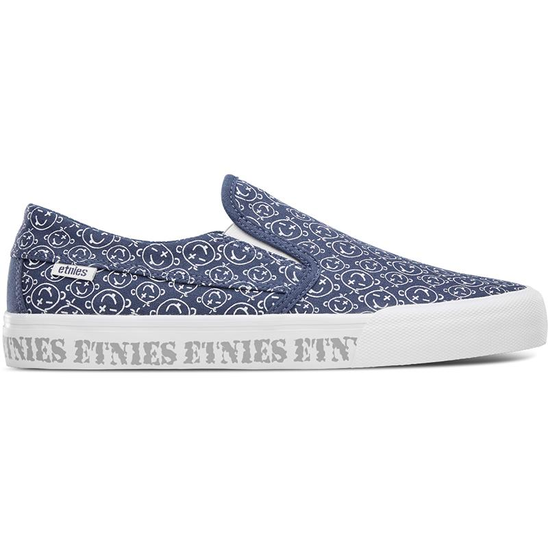 Etnies Langston - Navy/White
