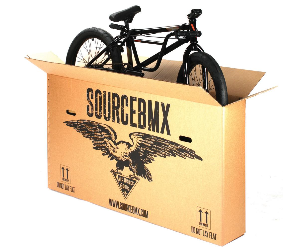 Source Assembled BMX Bike Service