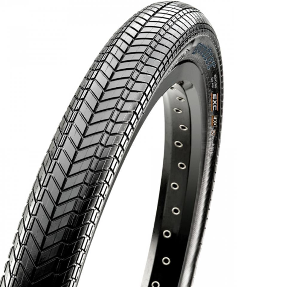 """Image of Maxxis Grifter Foldable Tyre - Black/ 2.4"""""""