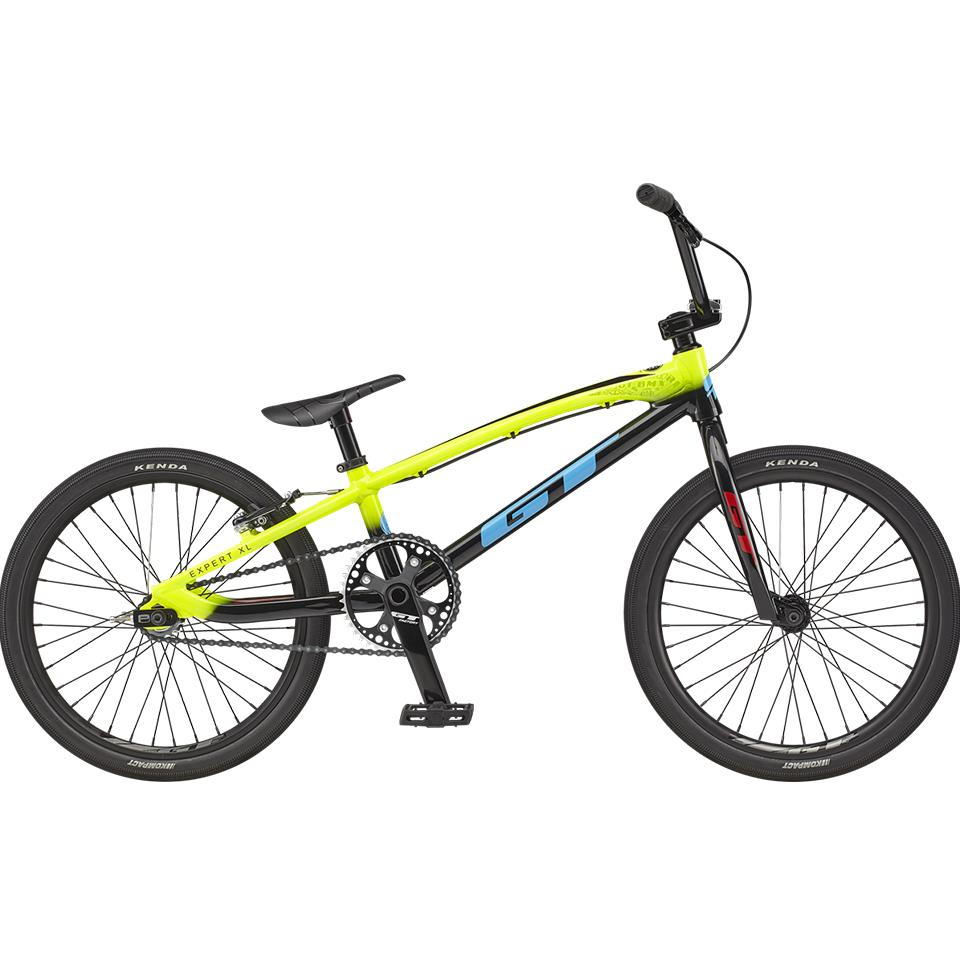 GT Speed Series Expert XL BMX Race Bike 2021 - Nuclear Yellow