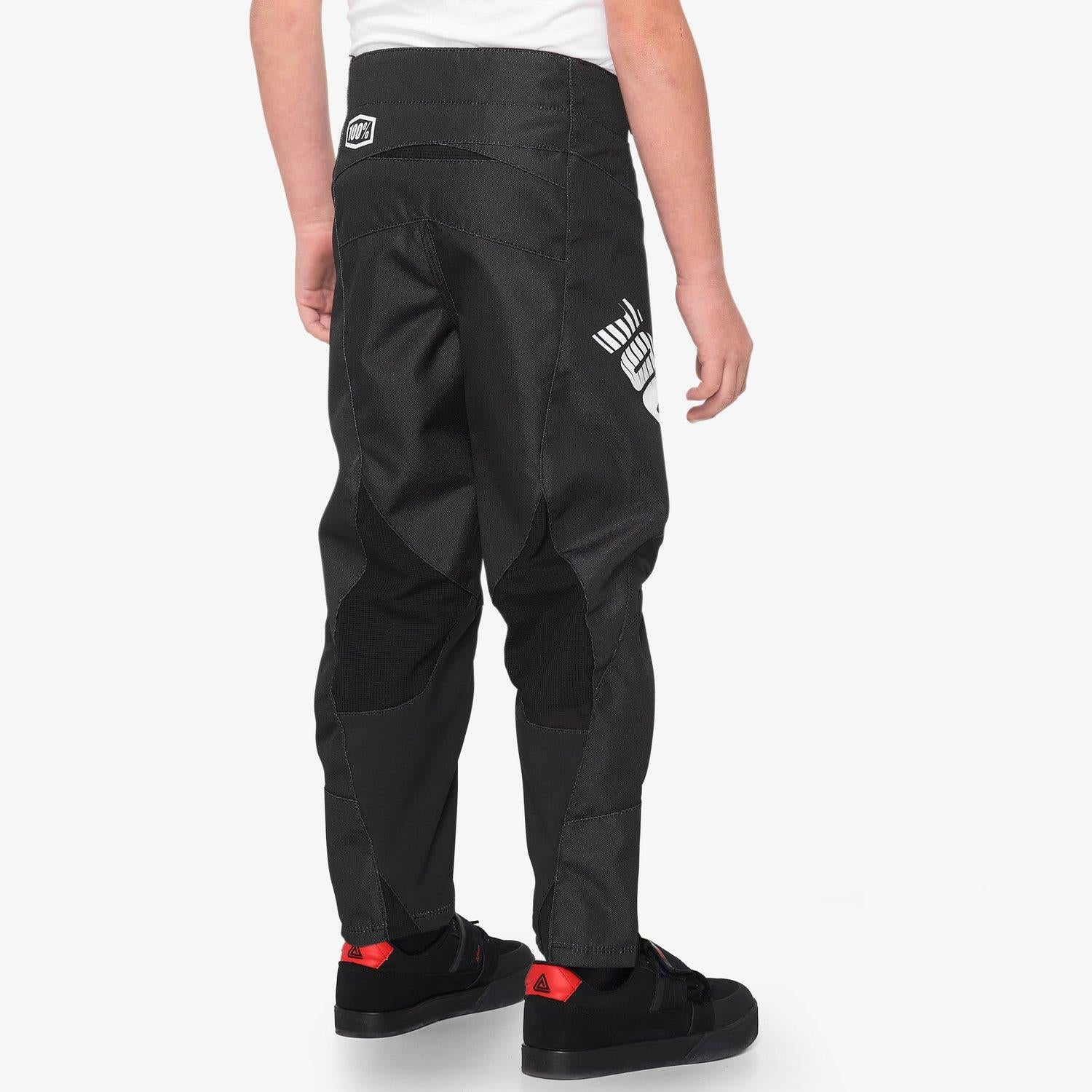 100% R-Core Race Youth Pants - Black