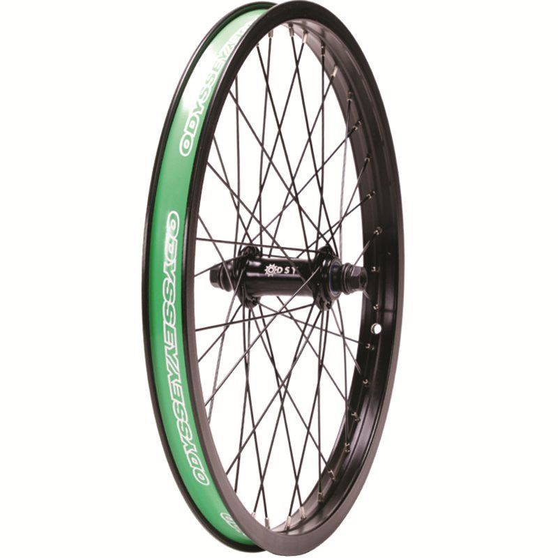 Image of Odyssey Q2 Front Wheel