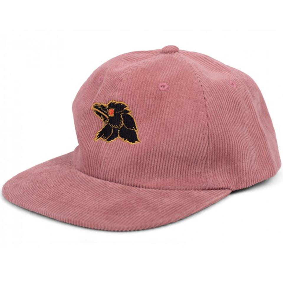Image of Shadow Finest Corduroy Unstructured Hat - Melon