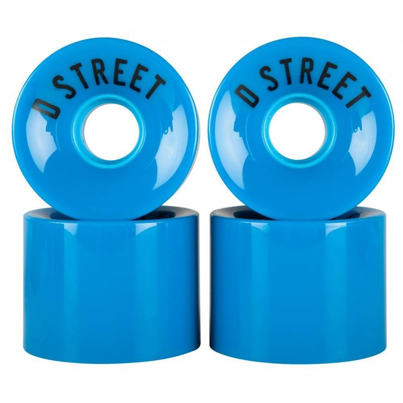 D Street 59 Cent 78A Wheels