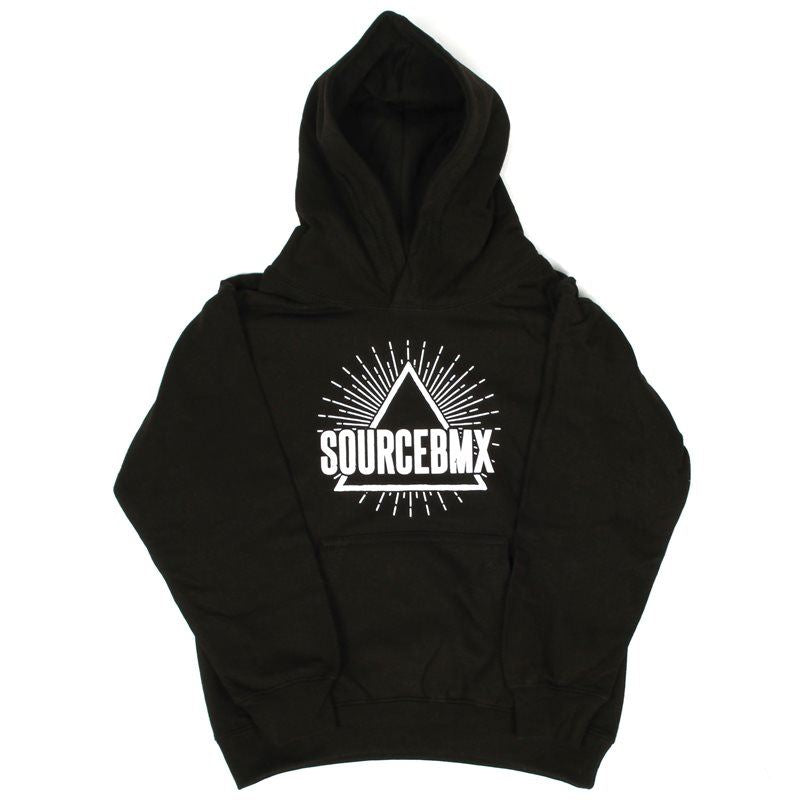 Source YOUTH Pyramid Hooded Sweat
