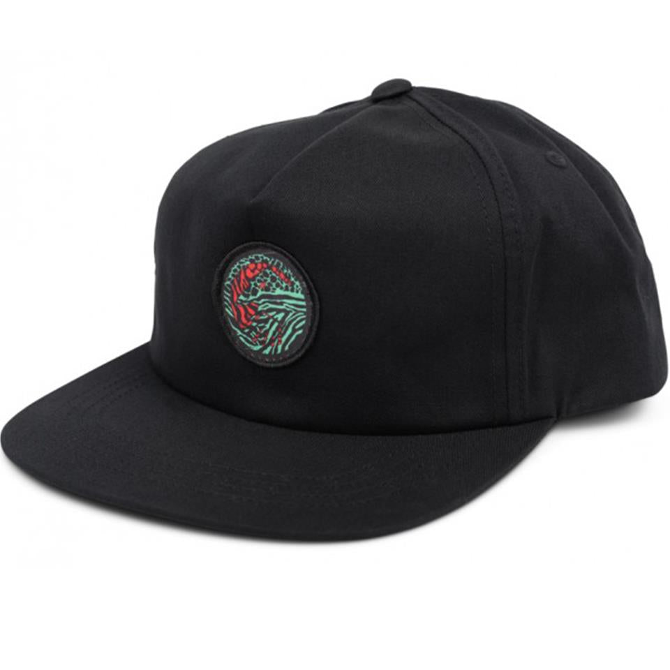 Image of Shadow Chimera Unstructured Hat - Black