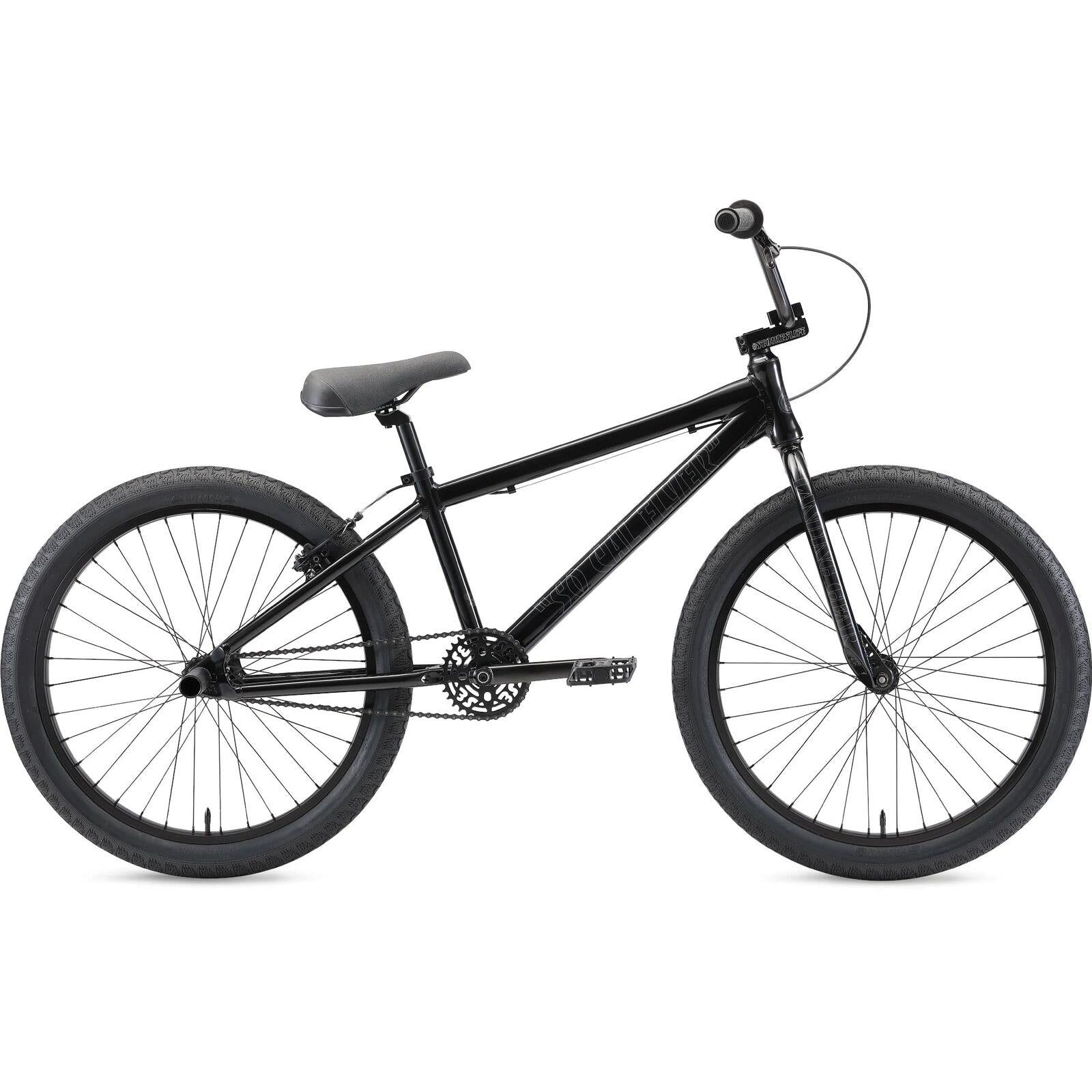 "SE Bikes So Cal Flyer 24"" BMX Bike 2021"