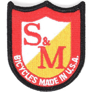 S&M Shield Patch
