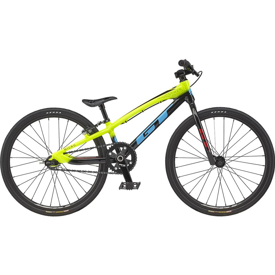 GT Speed Series Micro BMX Race Bike 2021 - Nuclear Yellow
