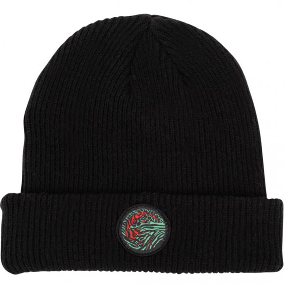 Image of Shadow Chimera Wool Beanie Black