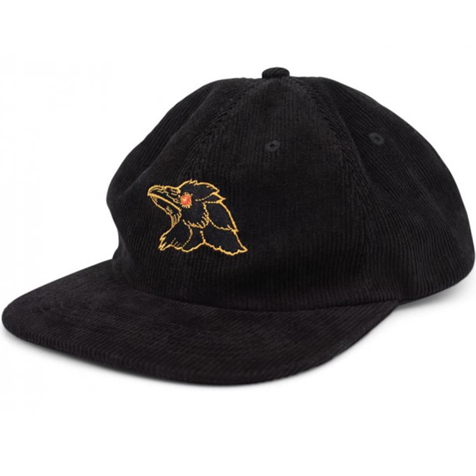 Image of Shadow Finest Corduroy Unstructured Hat - Black