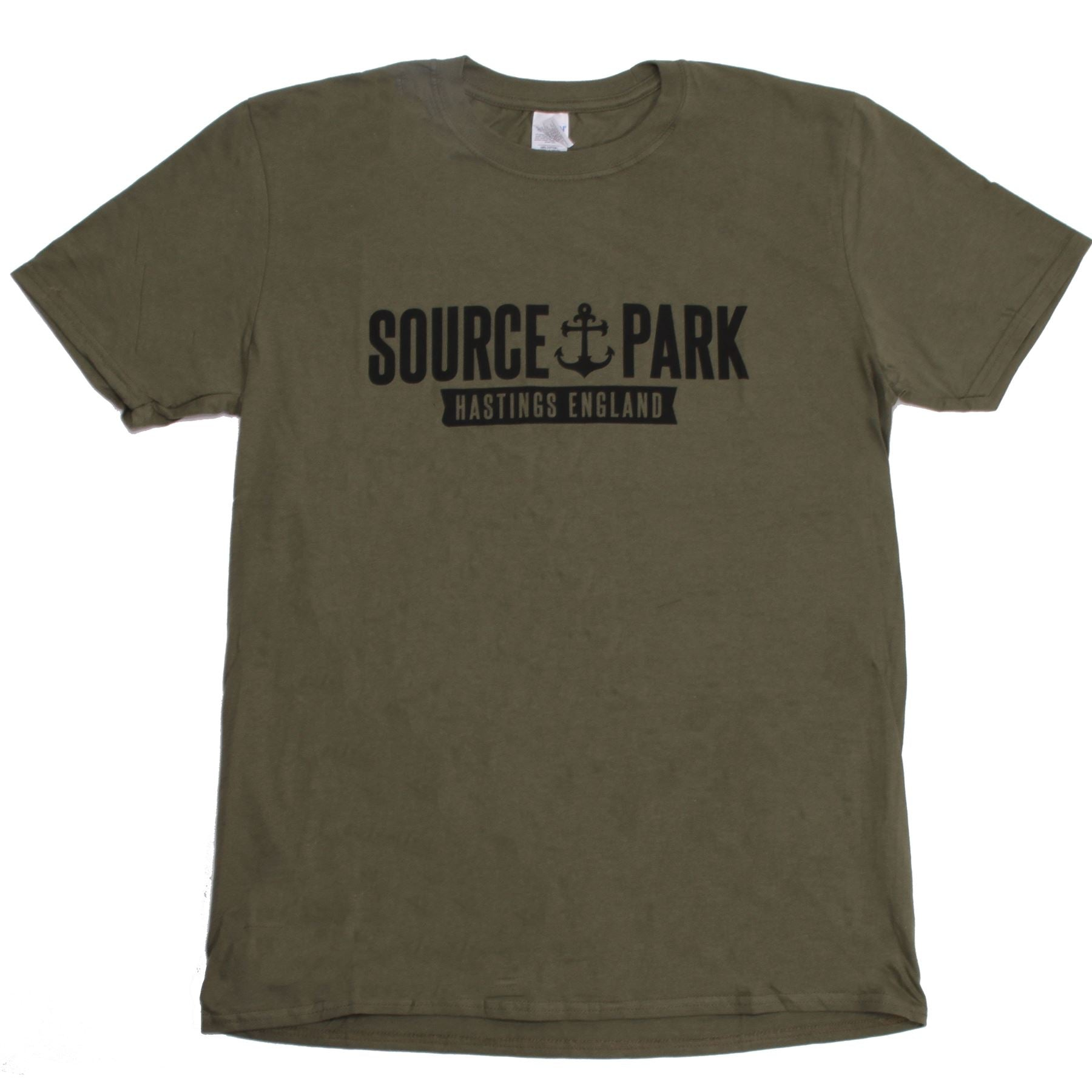 Source Source Park Adults Tee