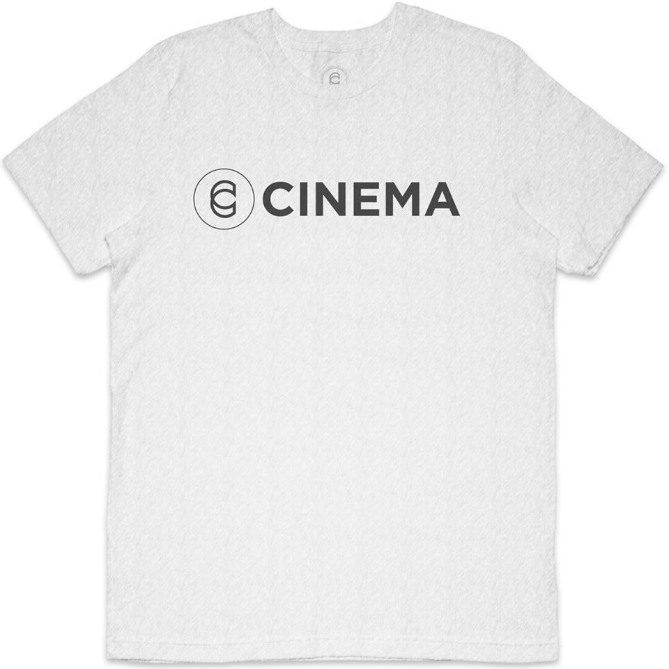Cinema Basic T-Shirt - Ash