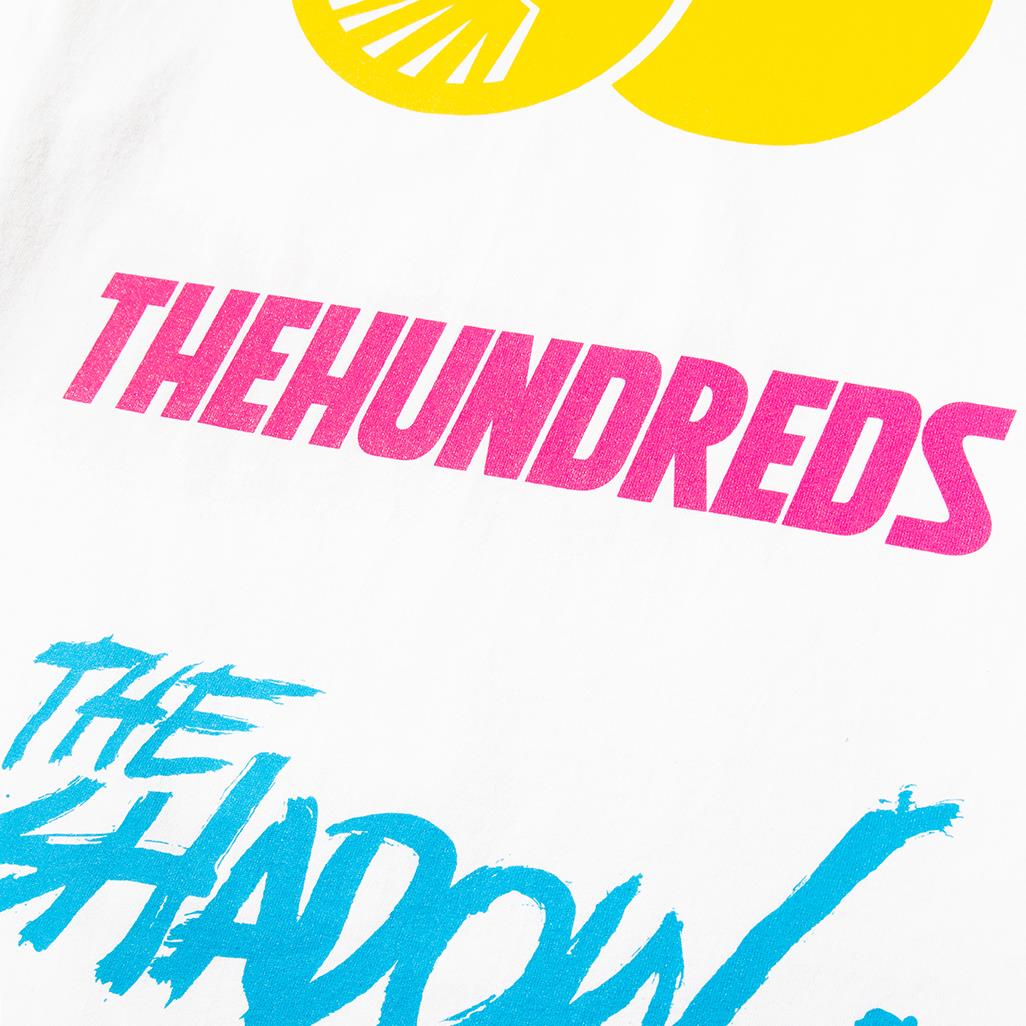 Shadow Conspiracy x Hundreds Tour Tee - White