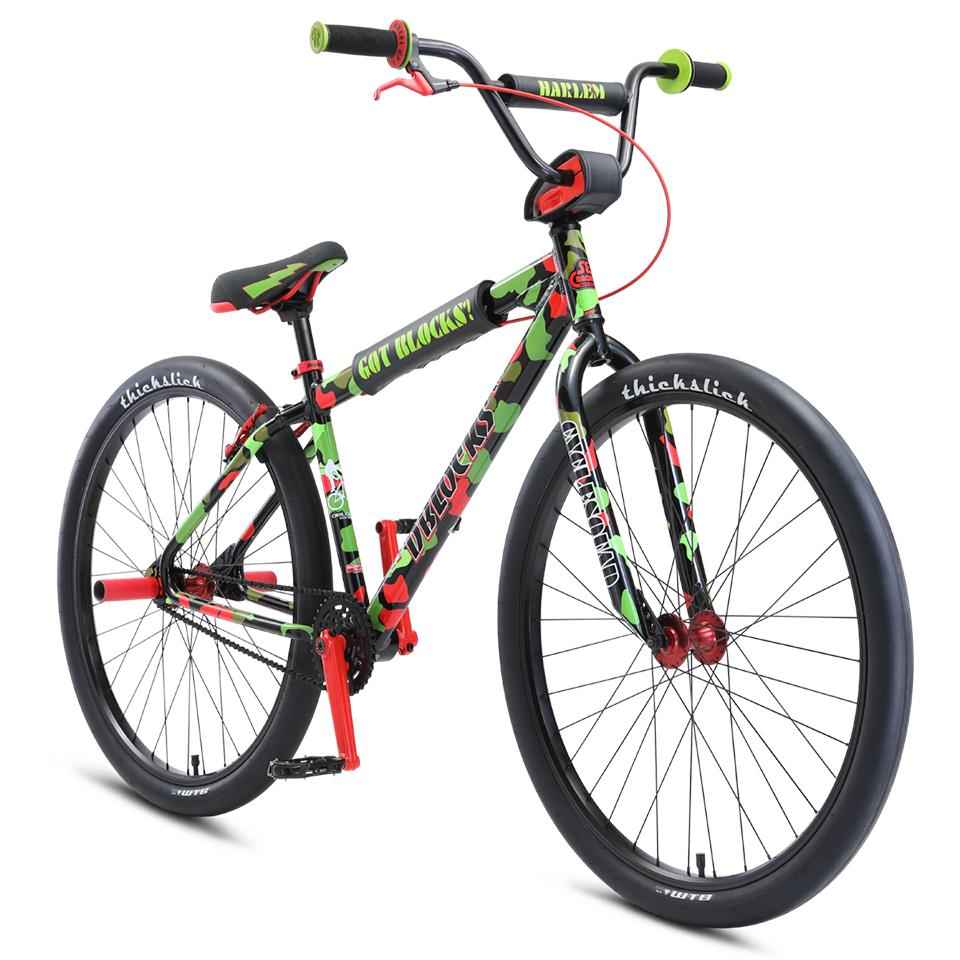 "SE Dblocks Big Ripper 29"" BMX Bike 2021"