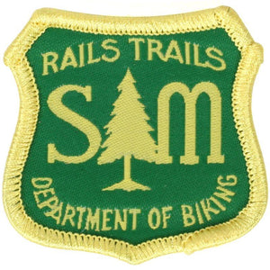 S&M Department of Biking Patch
