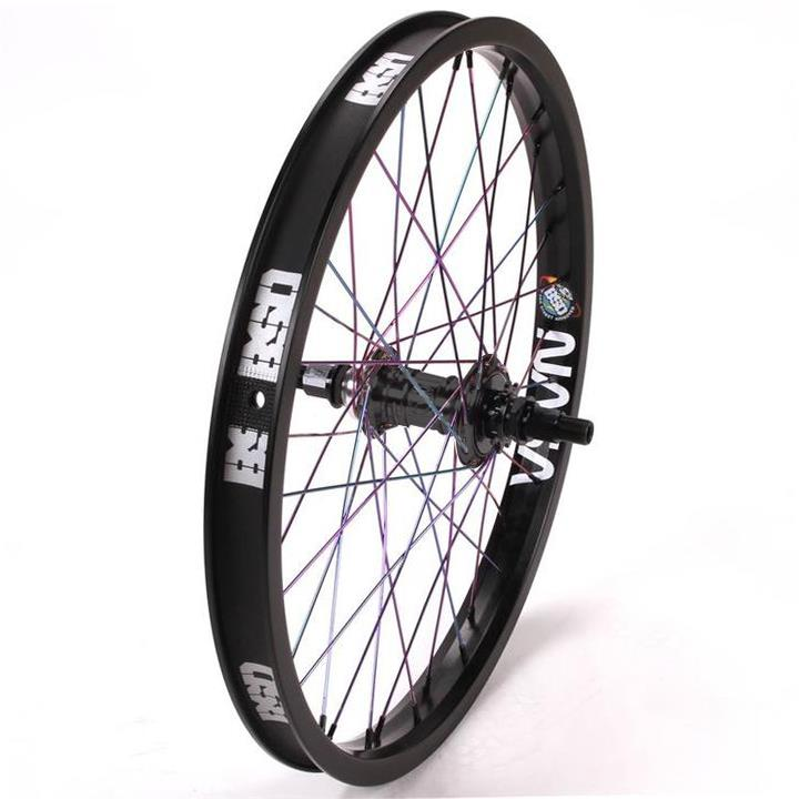 Image of Profile Mini Male Cassette / BSD Nasa Custom Rear Wheel