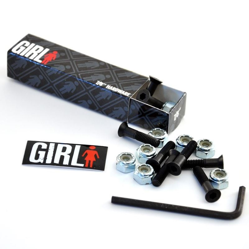 "Girl 7/8"" Bolts"
