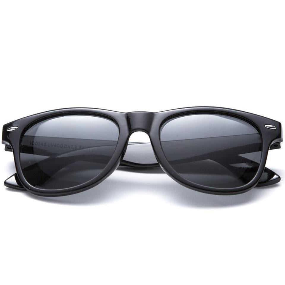 United Reborn Sunglasses Trans Black