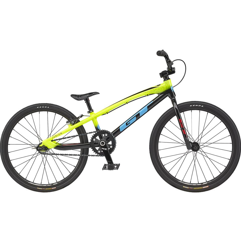 GT Speed Series Junior BMX Race Bike 2021 - Nuclear Yellow