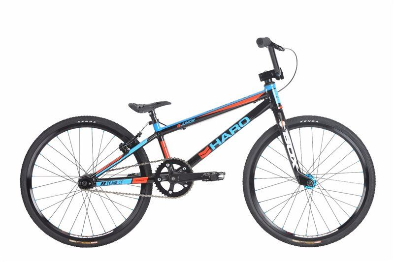 Haro Racelite Junior CF Race BMX Bike 2018