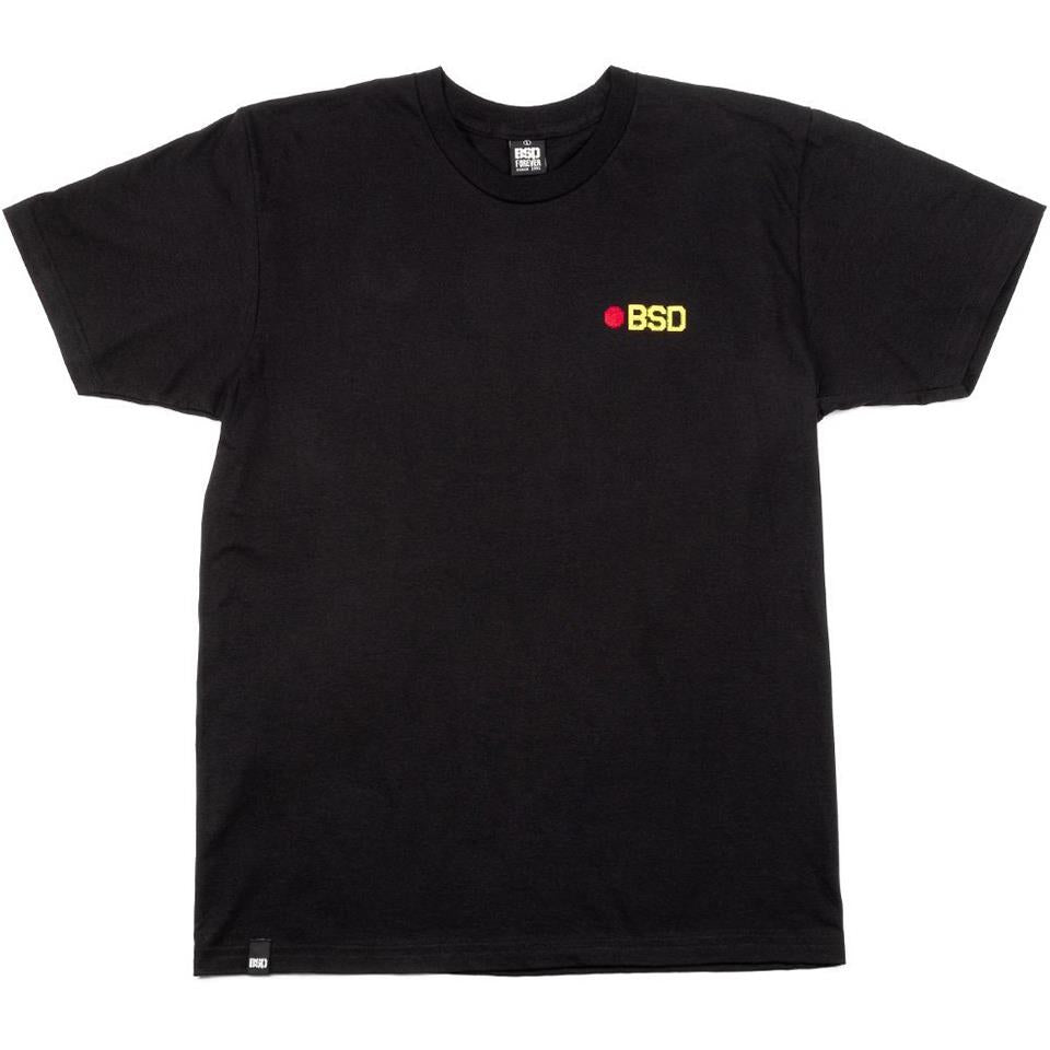 BSD Eject T-Shirt - Black