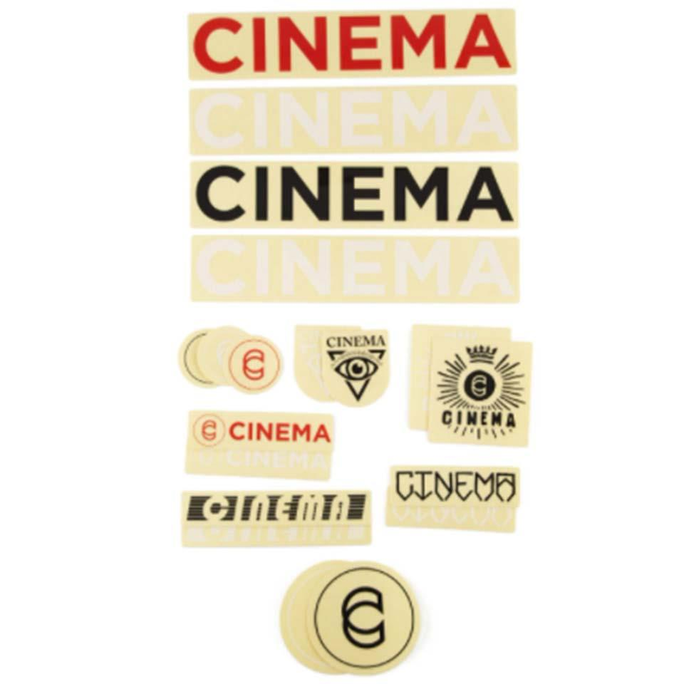 Cinema 2020 Assorted Sticker Pack