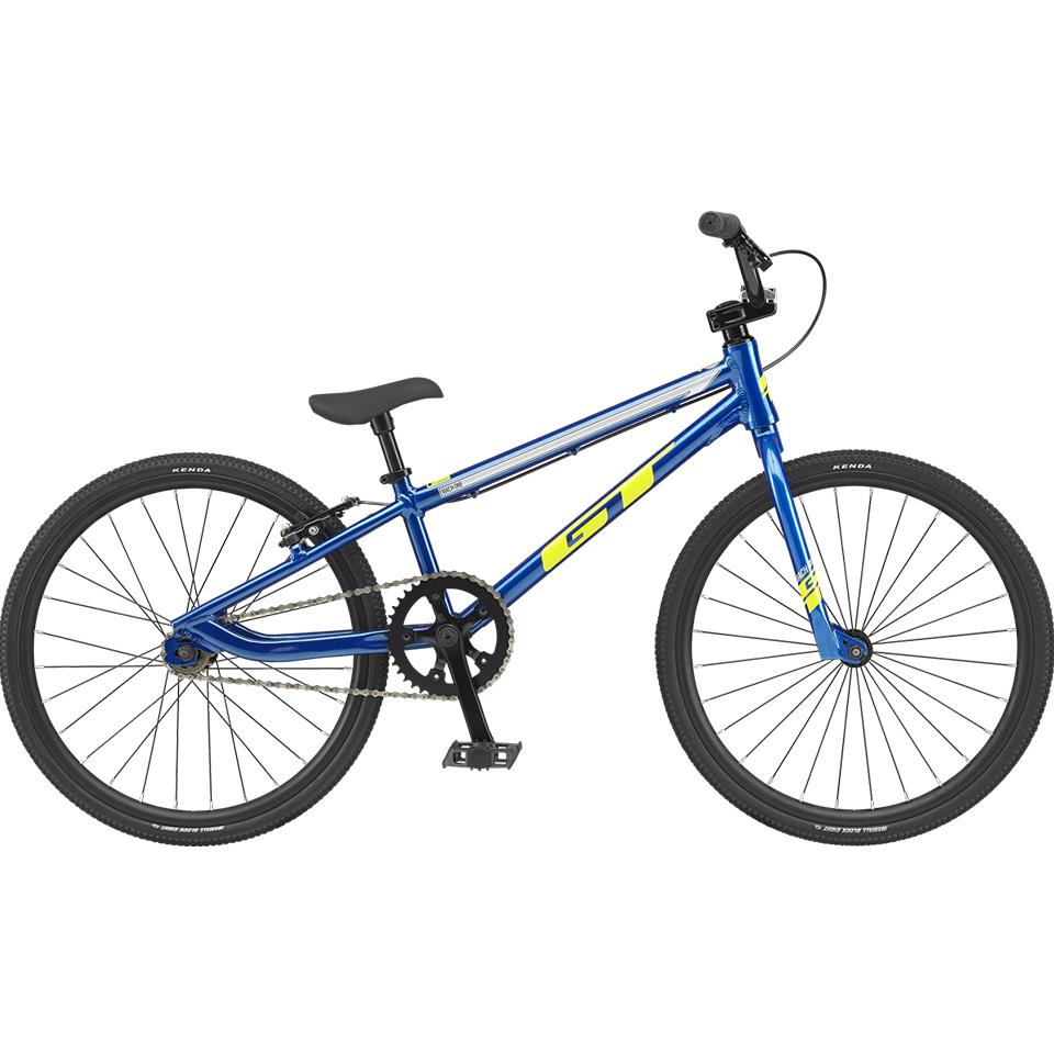 GT Mach One Junior BMX Race Bike 2021 - Team Blue