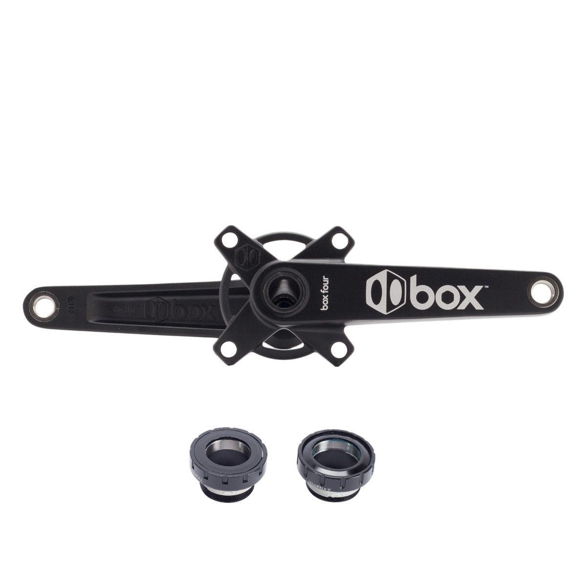 Box Four Forged 2pc Race Cranks