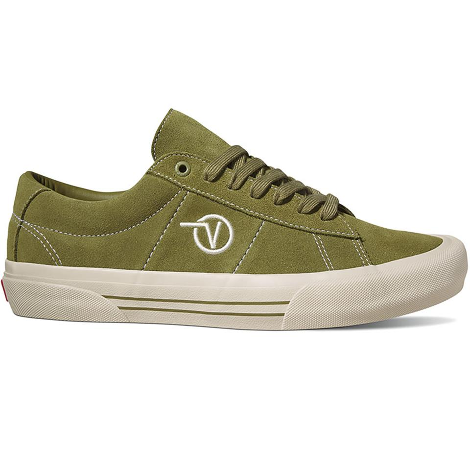 Vans Saddle Sid Pro Shoes - Lizard