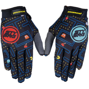 Stay Strong Arcade Race Gloves