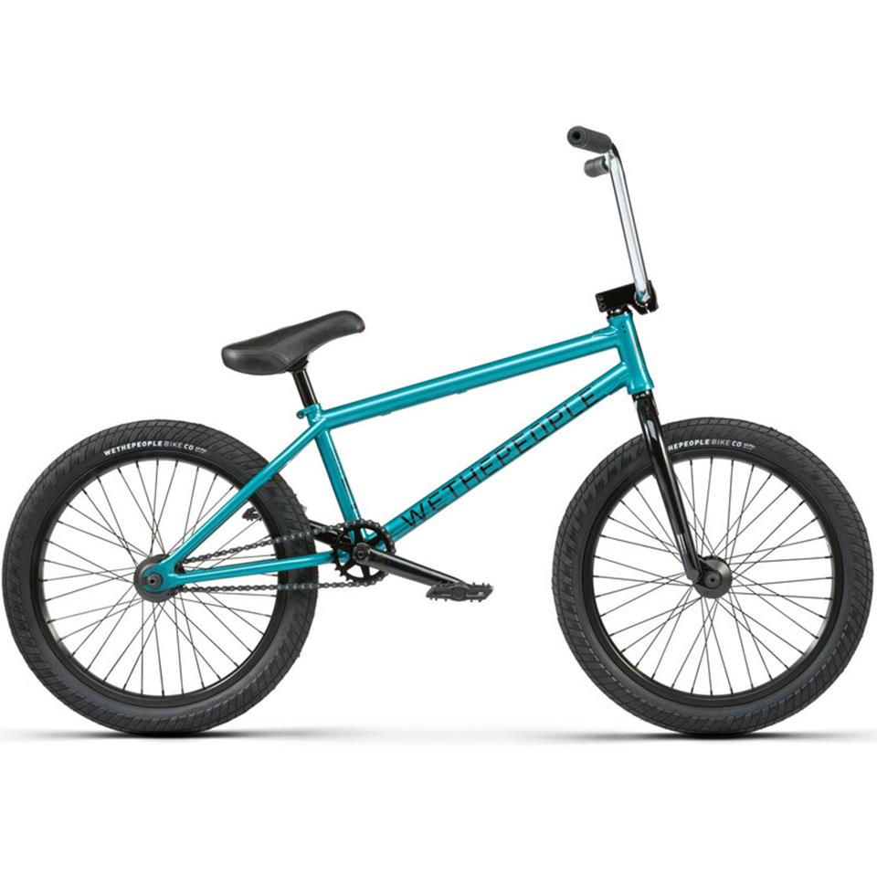 Wethepeople Crysis 2021 BMX Bike