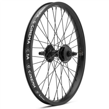 Cinema 888 x VX3 Rear Cassette Wheel