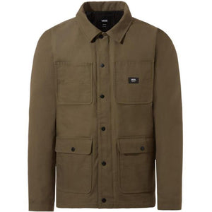 Vans Drill Chore Coat - Grape Leaf