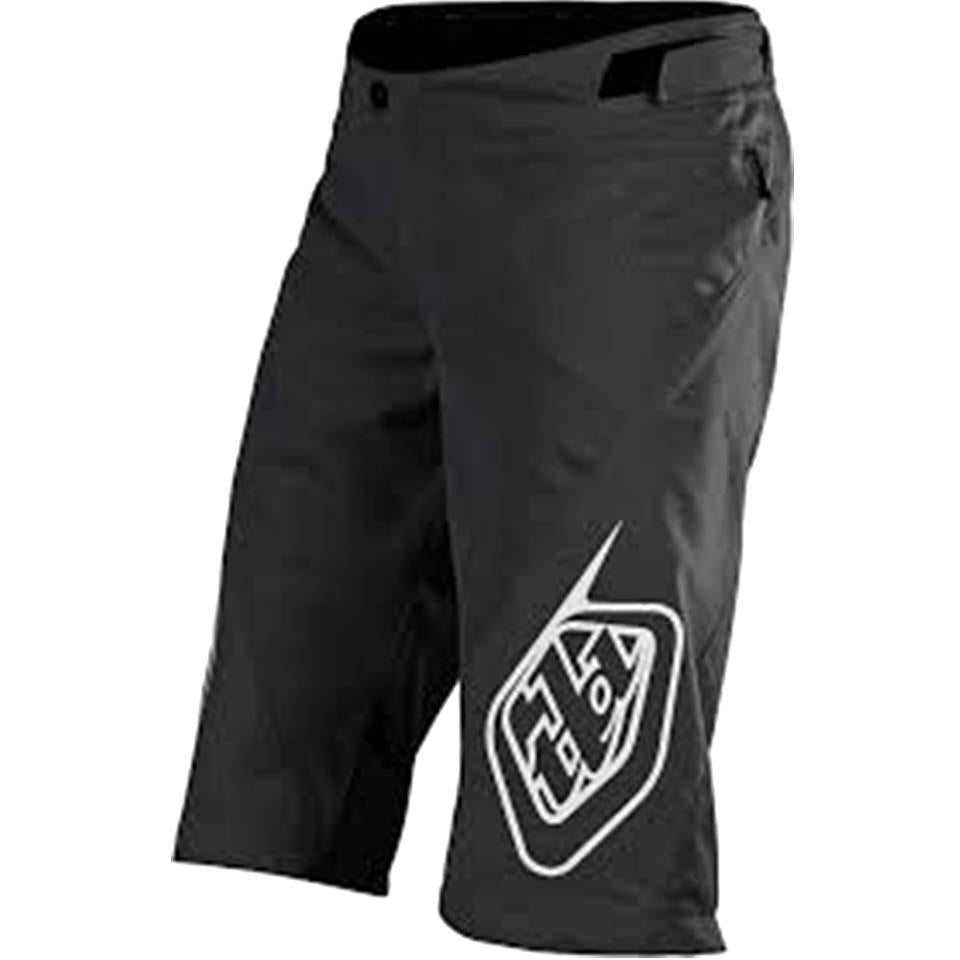 Troy Lee V2 Sprint Race Shorts - Black