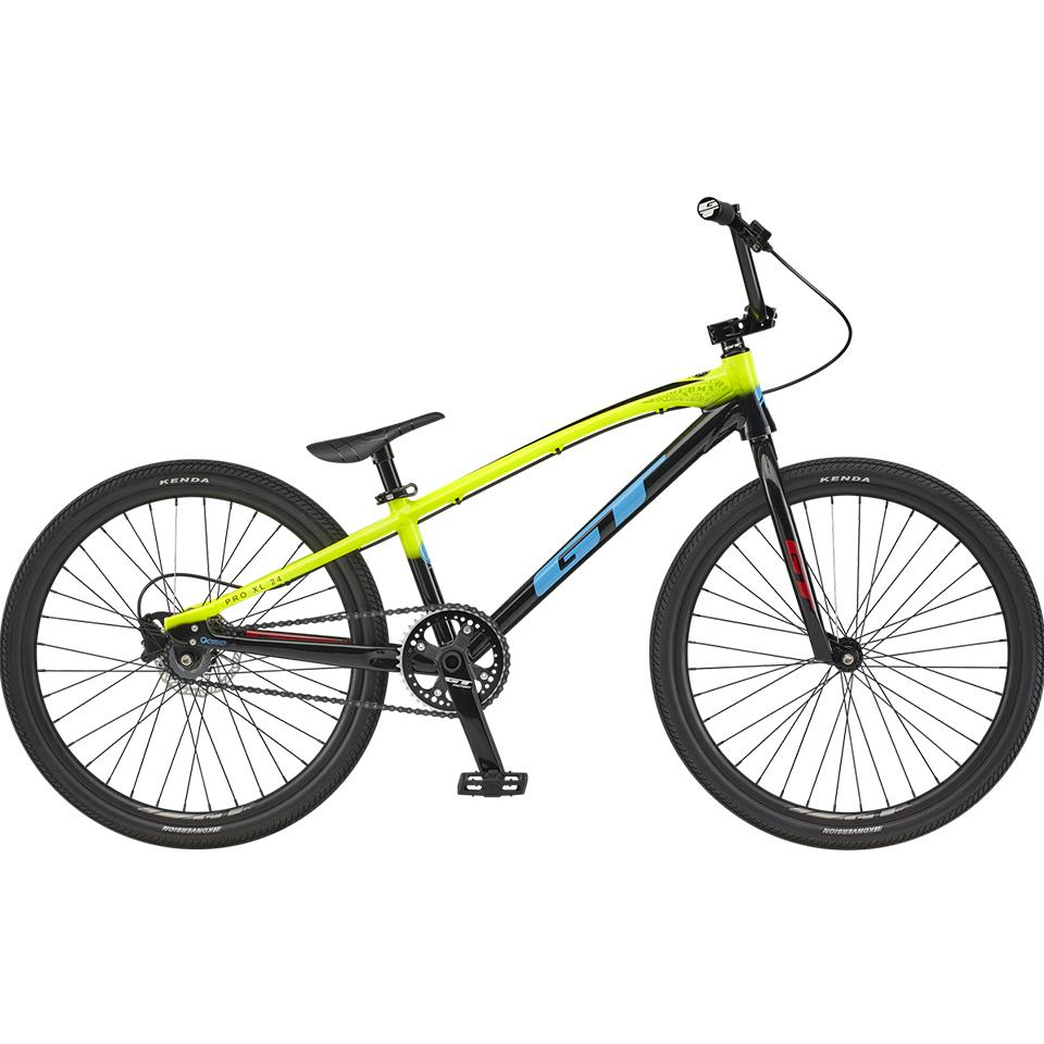 "GT Speed Series Pro 24"" BMX Race Bike 2021 - Nuclear Yellow"