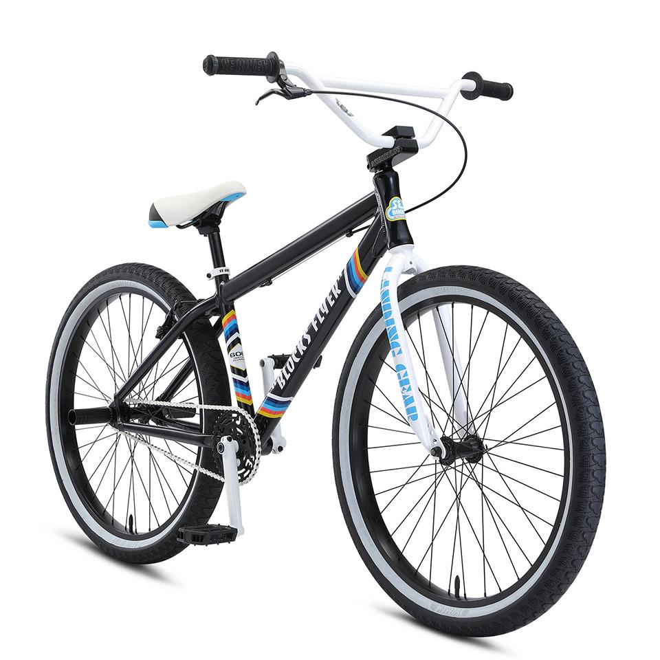 "SE Bikes Blocks Flyer 26"" BMX Bike 2021"