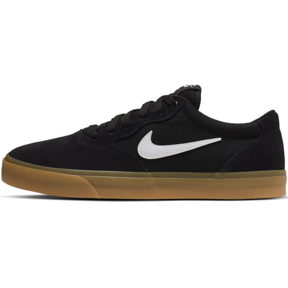 Nike SB Chron Solarsoft - Black/White