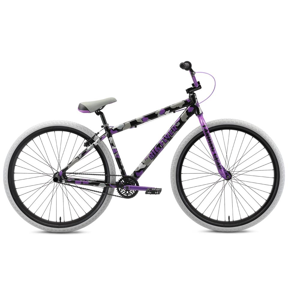 "SE Bikes Big Flyer 29"" BMX Bike 2021"