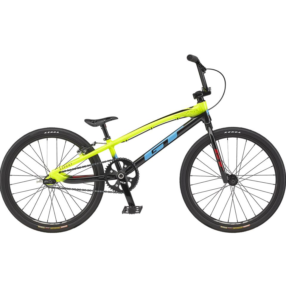 GT Speed Series Expert BMX Race Bike 2021 - Nuclear Yellow