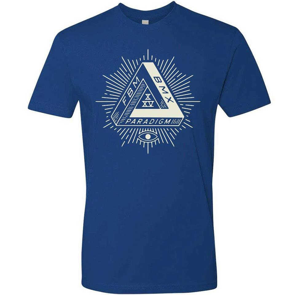 FBM Paradigm T-Shirt - Blue