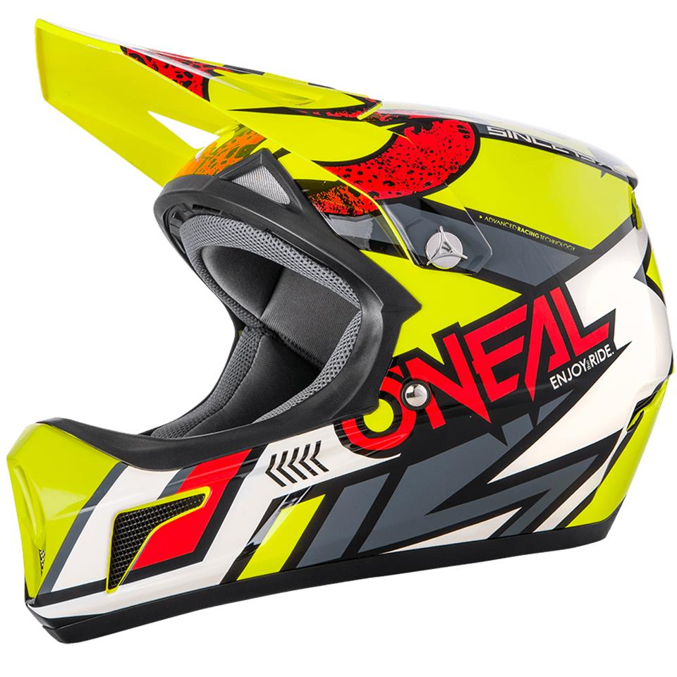 O'Neal Sonus Full Face Race Helmet