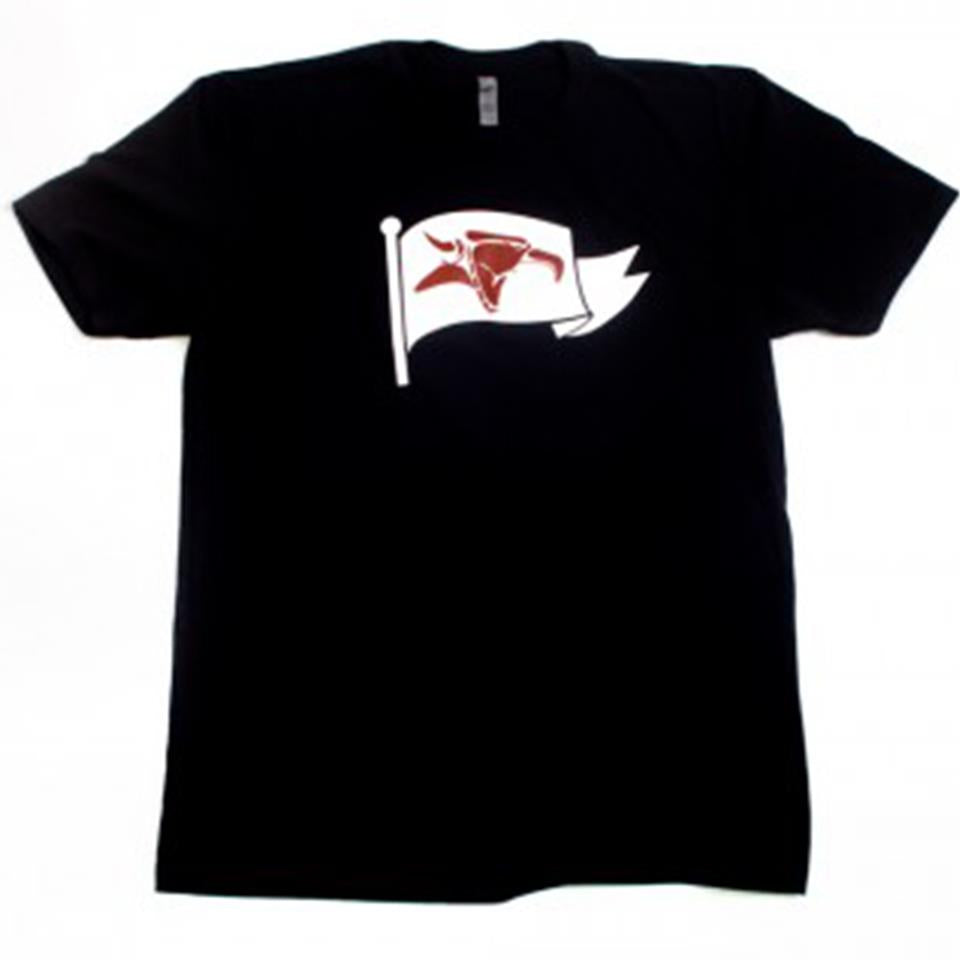 Animal Flagpole T-Shirt - Black