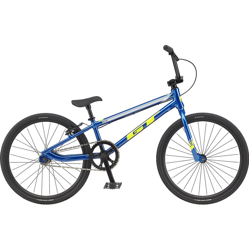 GT Mach One Expert BMX Race Bike 2021 - Team Blue